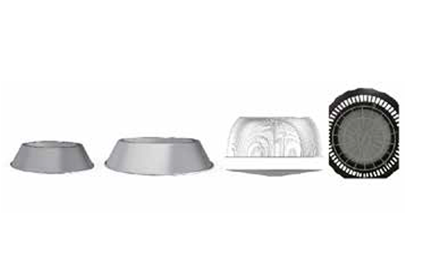 ROUND HIGHBAY ACCESSORIES